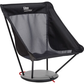 Therm-a-Rest UNO Chair, black mesh